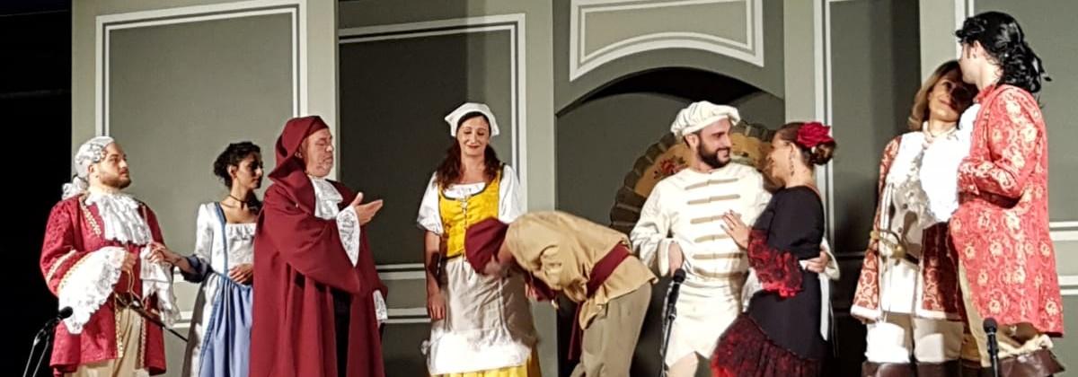 Il Servitore di due padroni – 10 Febbraio Teatro Olmi Latiano