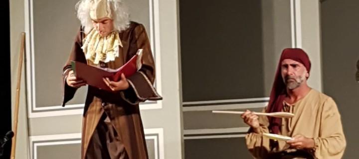Il servitore di due padroni – 27 Gennaio-Teatro Lumiere Carmiano