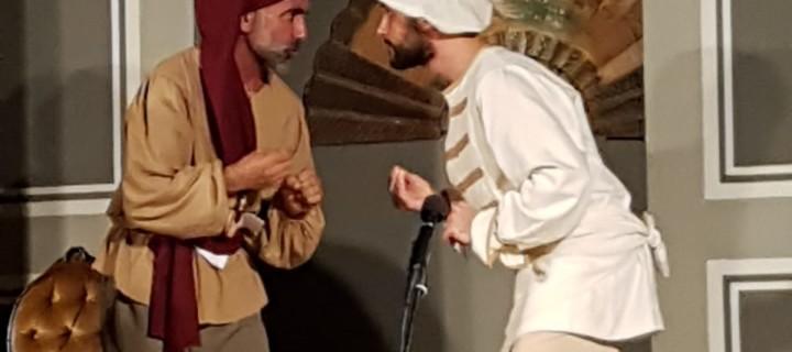 Il Servitore di due padroni-17 Febbraio Teatro Don Bosco San Pietro Vernotico